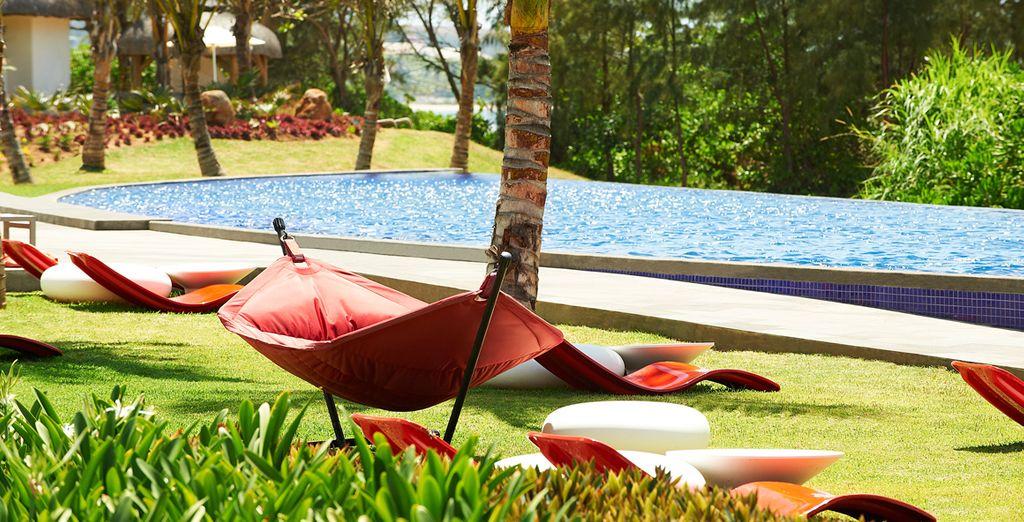 El entorno ideal para un hotel 5*