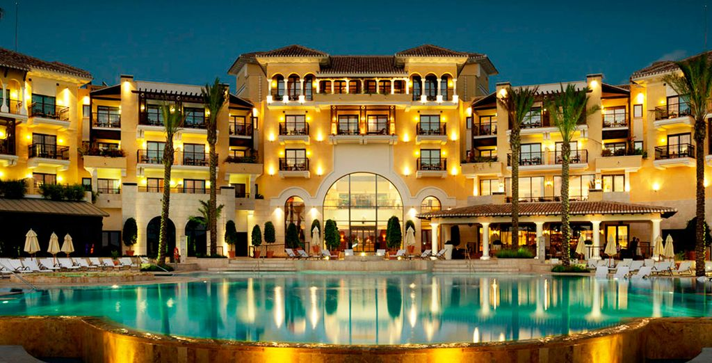 Bienvenido al Intercontinental Mar Menor Golf Resort & Spa 5*