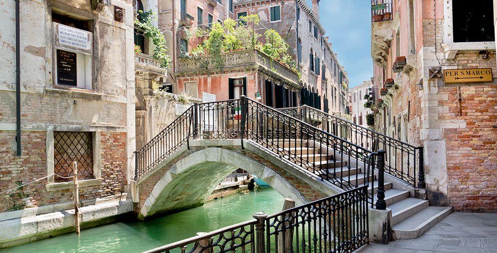 En Venecia encontrarás pequeñas joyas que te cautivarán