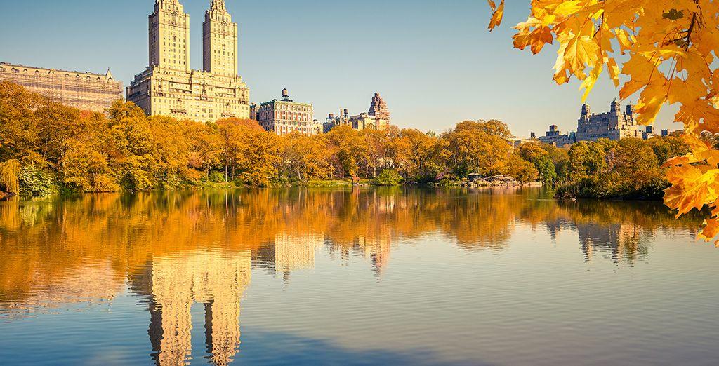 Vuelo más hotel Nueva York