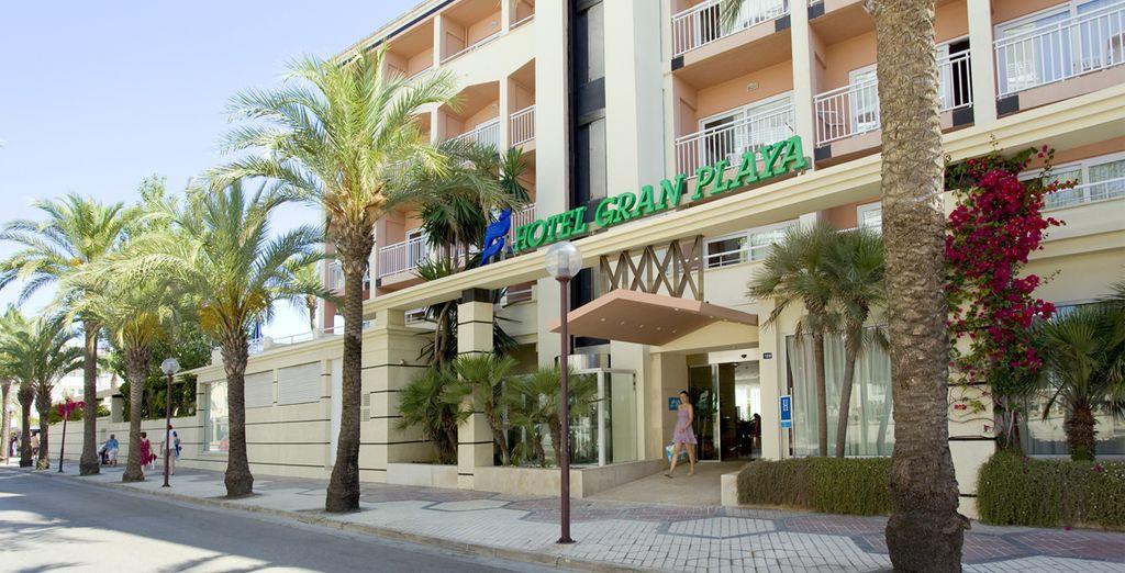 Uno de los primeros y más emblemáticos establecimientos hoteleros  abiertos en Ca'n Picafort