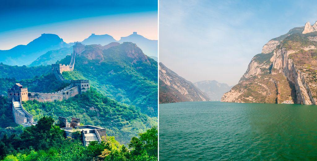 Una maravillosa experiencia te espera en China
