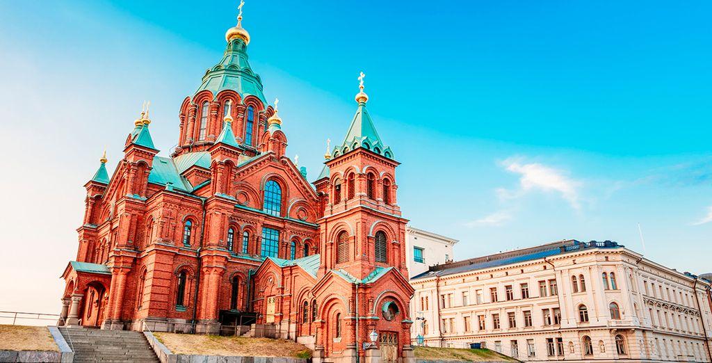Todo lo que necesita saber en nuestra guía de viajes a Finlandia