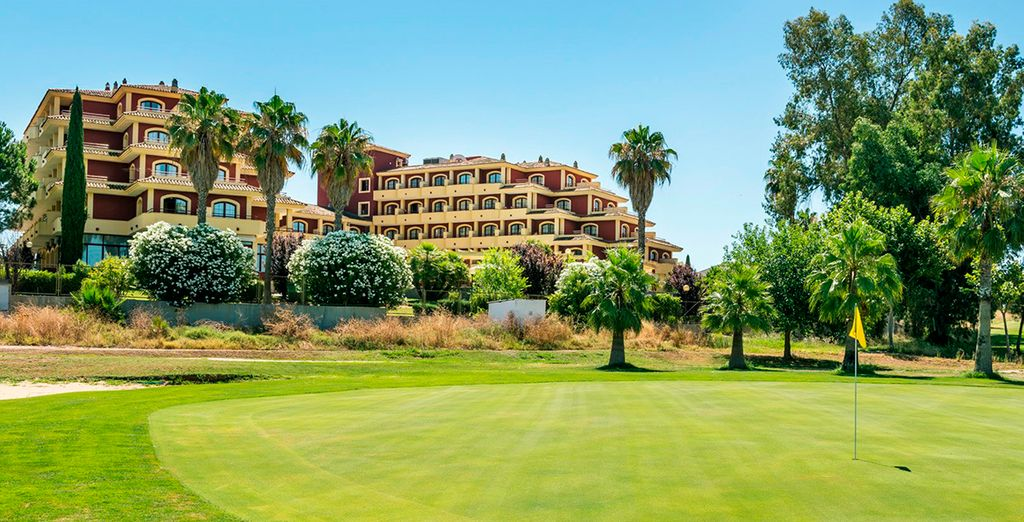 Ilunion Golf Badajoz 4*