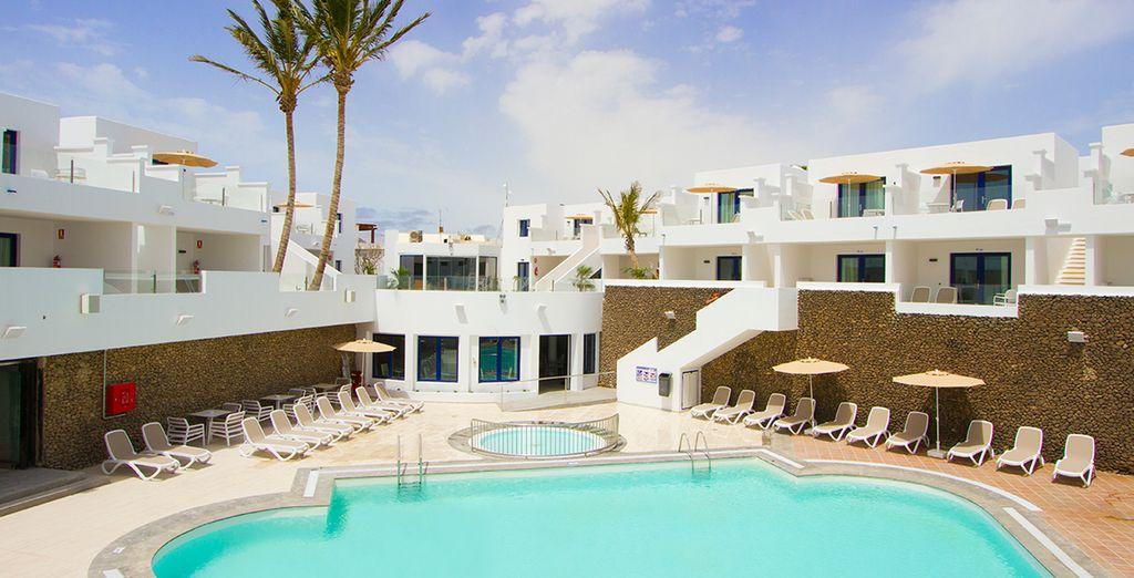 Aqua Suites Hotel Boutique 4*