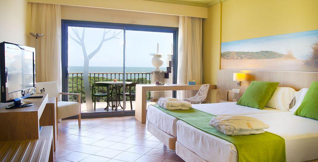 Hoteles de última hora en Huelva
