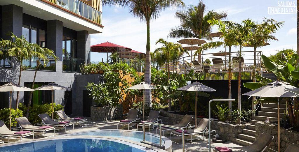 Hotel en las Islas Canarias