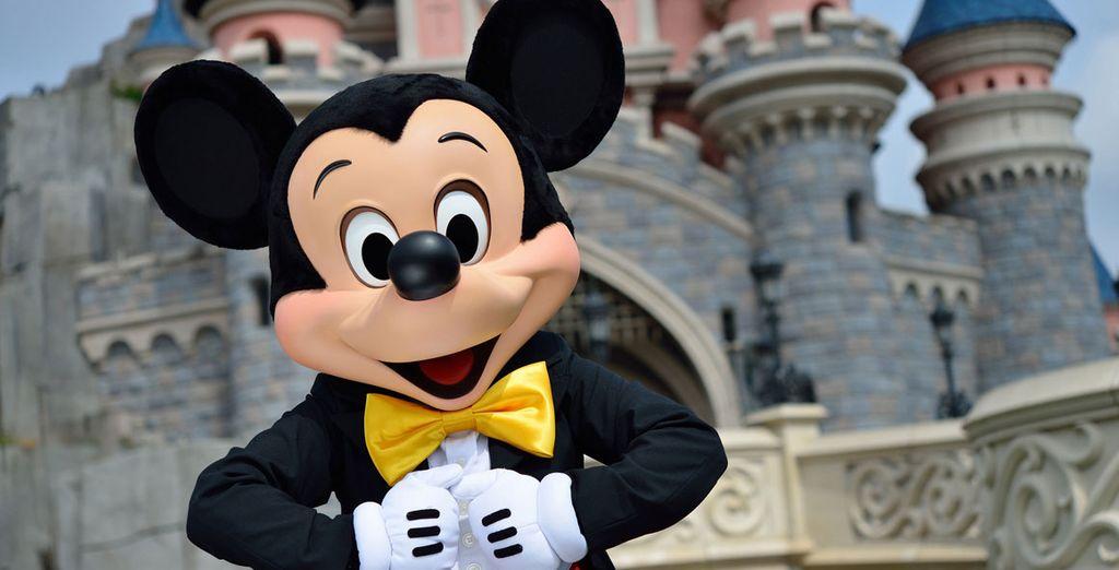 Viajes a Disneyland París