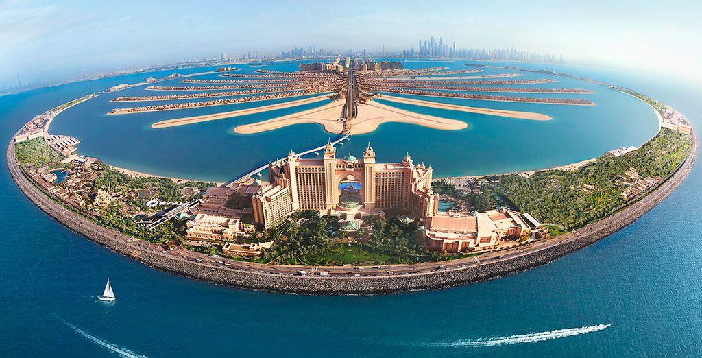 Hoteles de última hora a Dubái