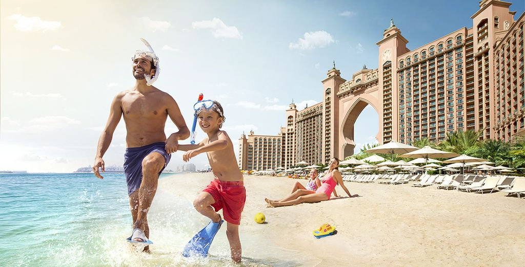 Hoteles con todo incluido a Dubái