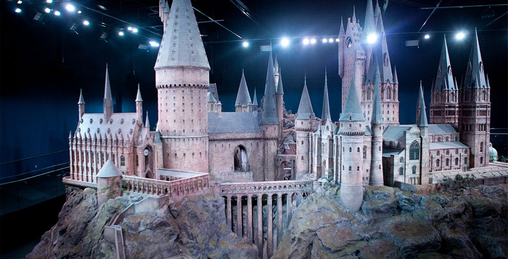 Estudio Hogwarts Harry Potter Londres