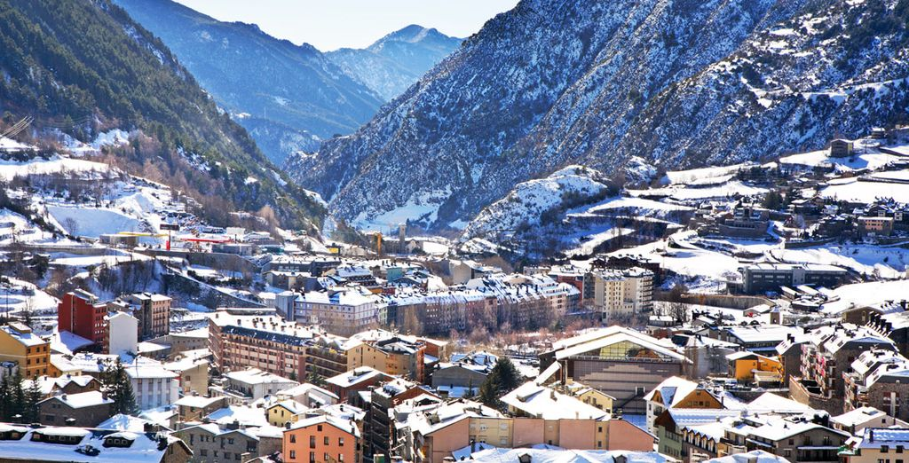 Ofertas viajes esquí en Andorra