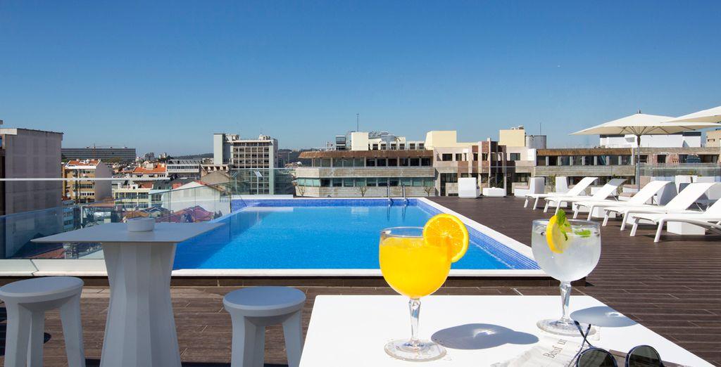 Hoteles de último minuto a Lisboa