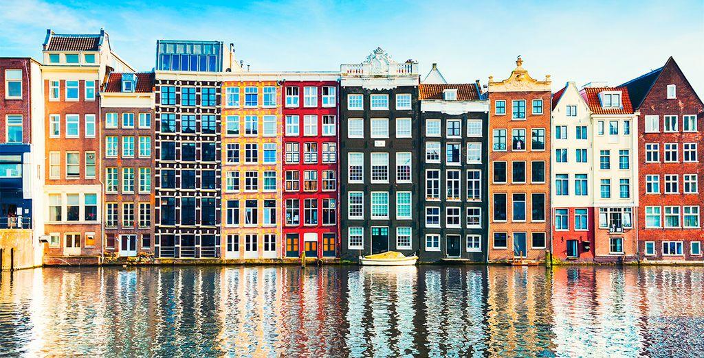 Visitar Ámsterdam con Voyage Privé