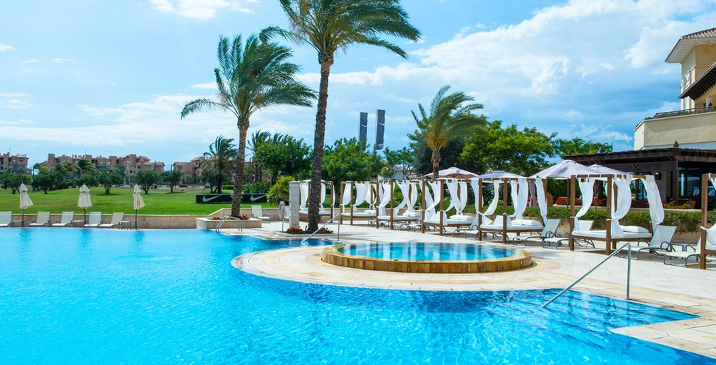 InterContinental Mar Menor Golf Resort & Spa 5*