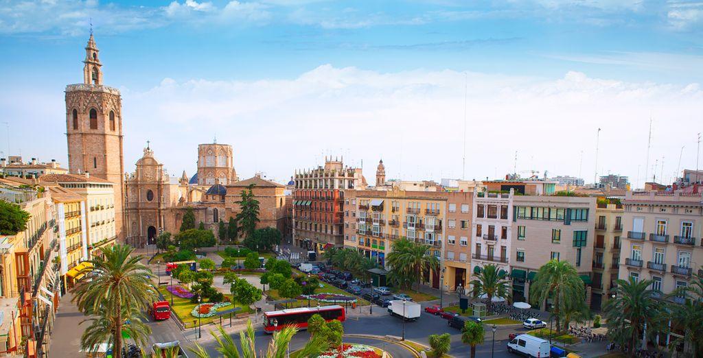 Vacaciones en Valencia, cosas para ver y hacer en viajes