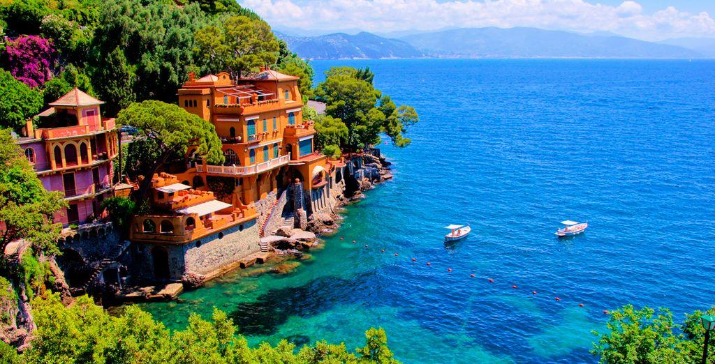 Portofino en Italia