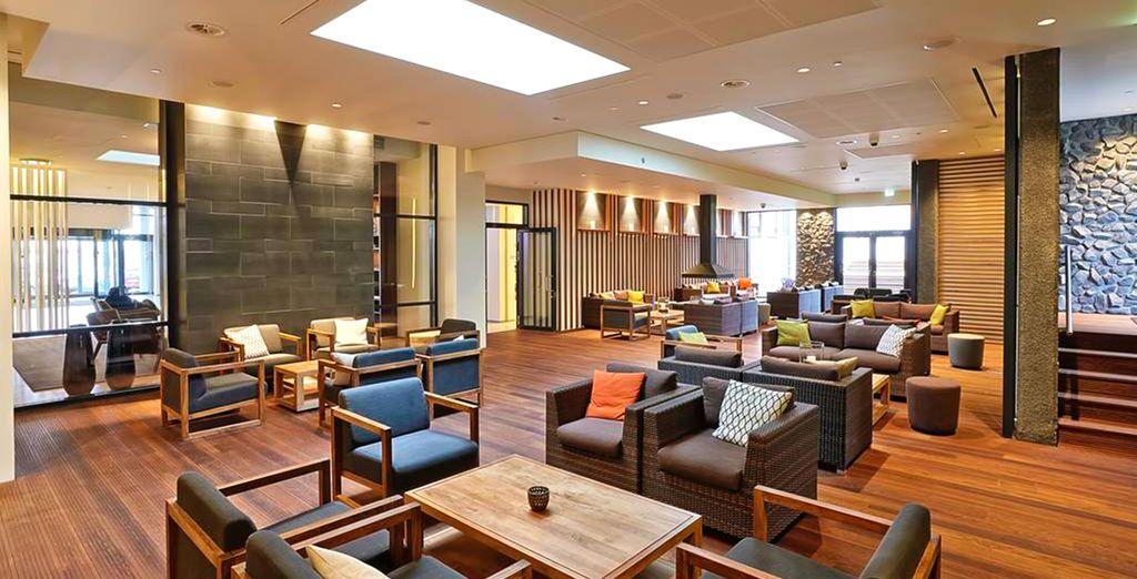 Descansa en el Hilton Nordica 4*
