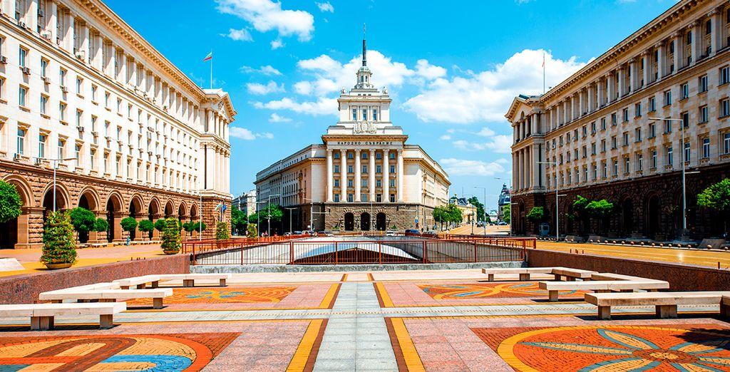 nuestra guía de viajes a Bulgaria
