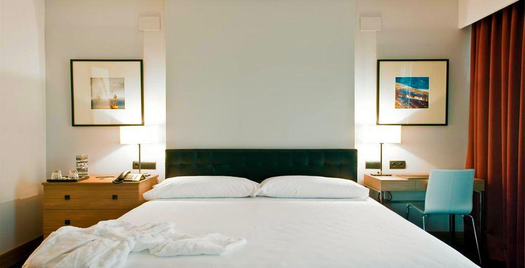 URH Hotel Spa Zen Balagares 4*