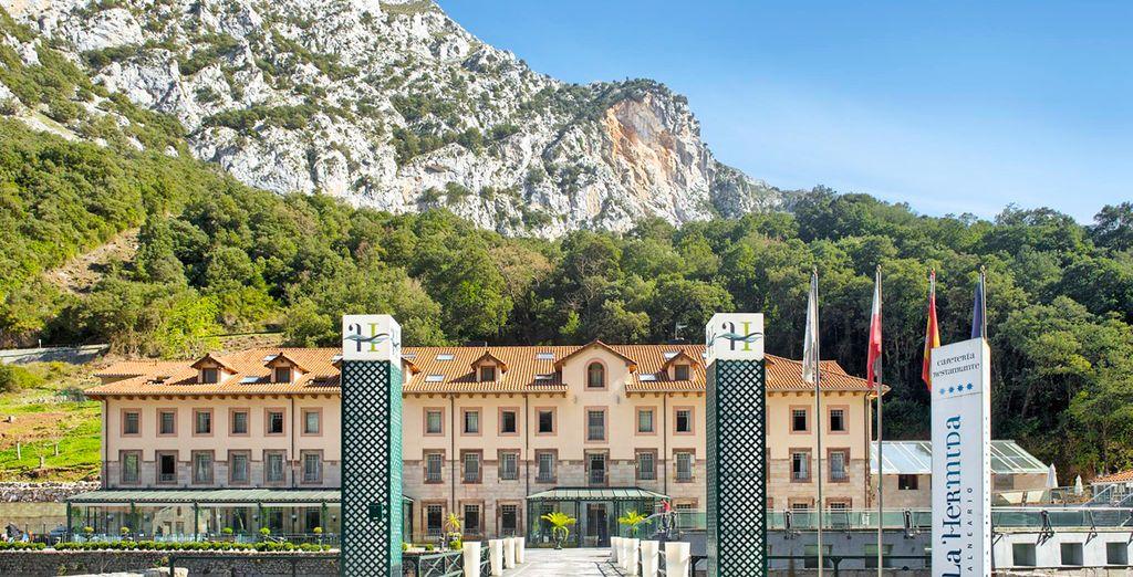 Hotel Balneario La Hermida 4* - Potes (Cantabria)