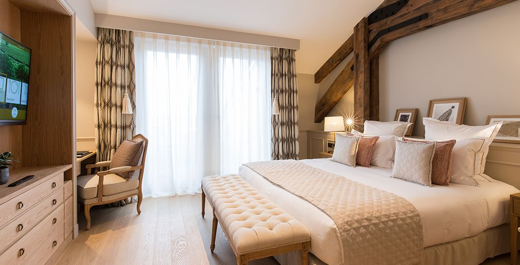 Hotel Chais Monnet 5* - Burdeos