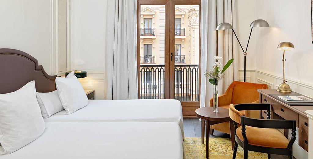 H10 Villa de la Reina Boutique Hotel 4* - Pinto