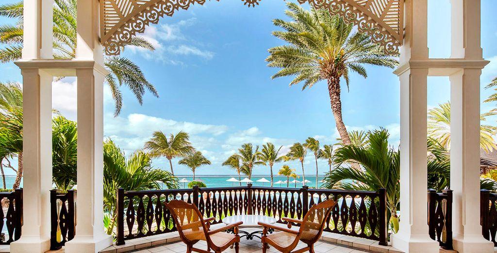 Hoteles de lujo en Isla Mauricio - Voyage Privé