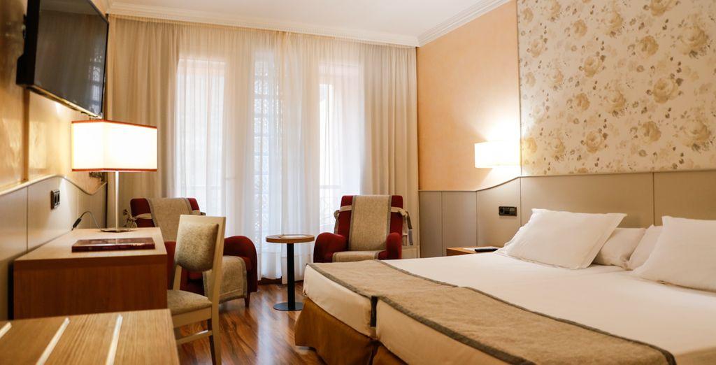 Hotel SPA TermaEuropa Balneario Arnedillo 4* - La Rioja