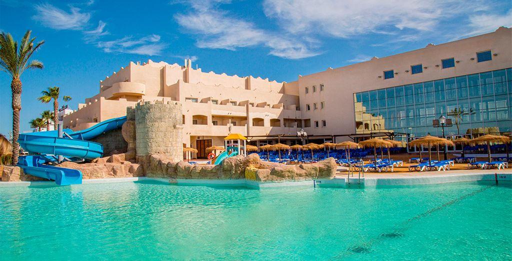 Hotel Cabo de Gata 4* - San José (Almeria)