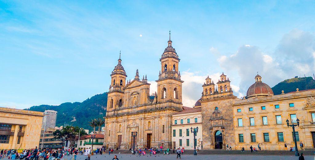 Descubriendo paisajes y culturas en Colombia con opción a Islas del Rosario