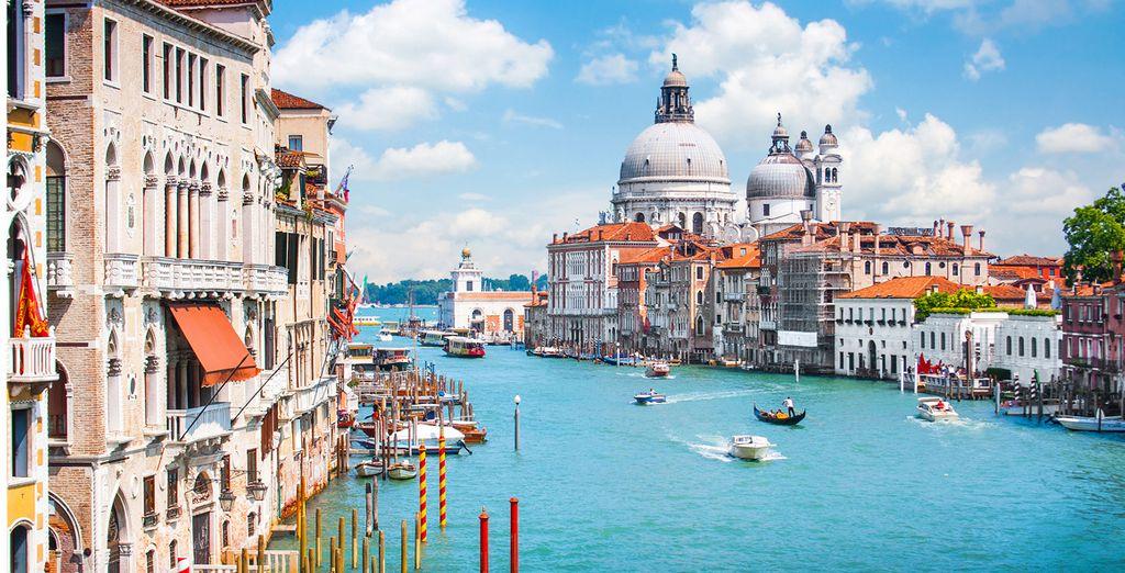 Viajes y Turismo en Venecia
