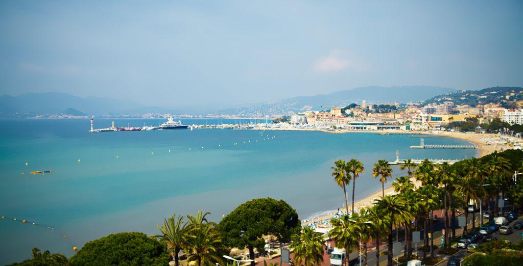 Playas de Cannes