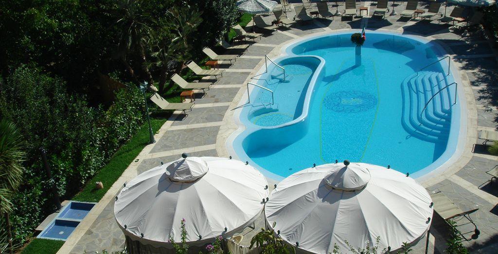 Un hotel ideal para familias