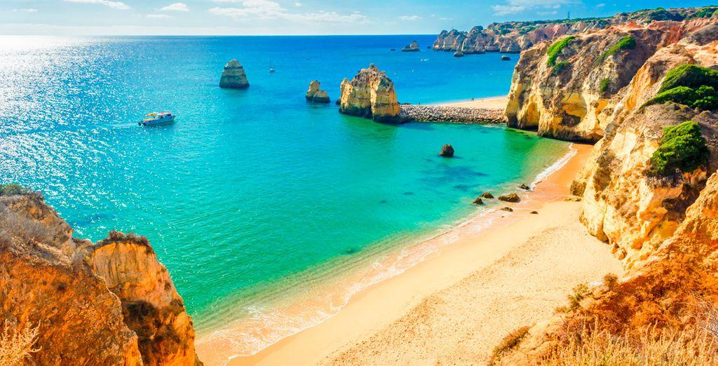 Enamórate con la belleza del Algarve