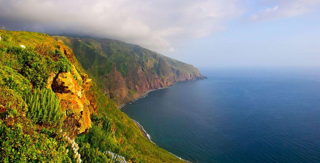 Madeira, un paraíso en pleno océano Atlántico
