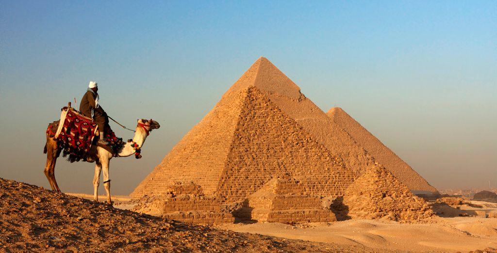 Un viaje espectacular a la antigua civilización egipcia