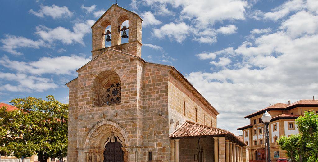 Visite los alrededores de Villaviciosa, hay historia por descubrir