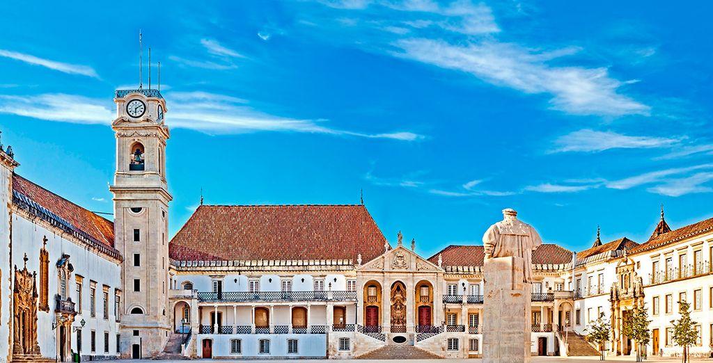 Pousada de Condeixa Coimbra