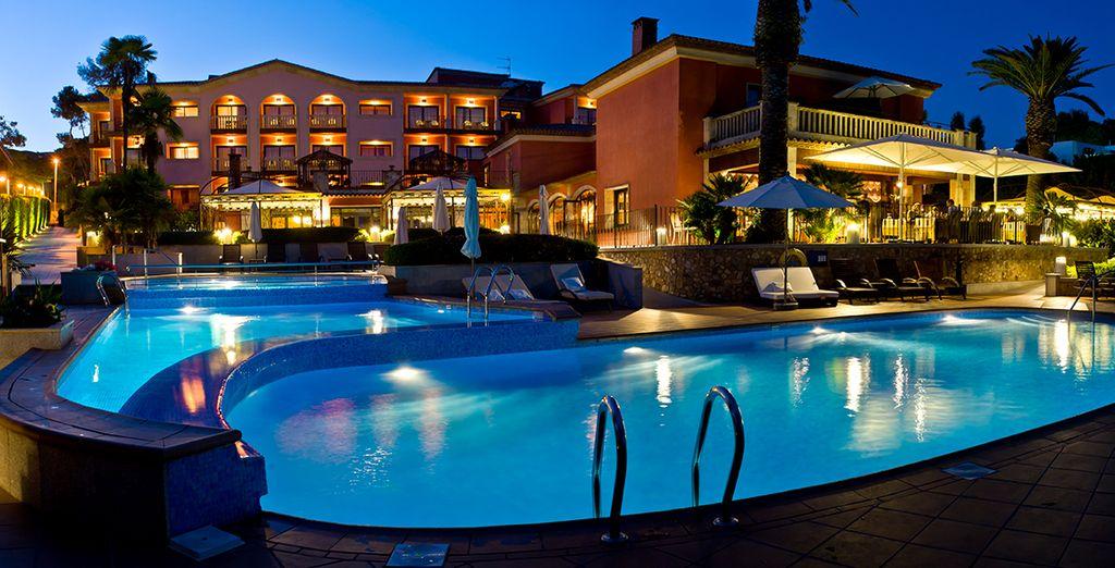 Un fantástico hotel 5*