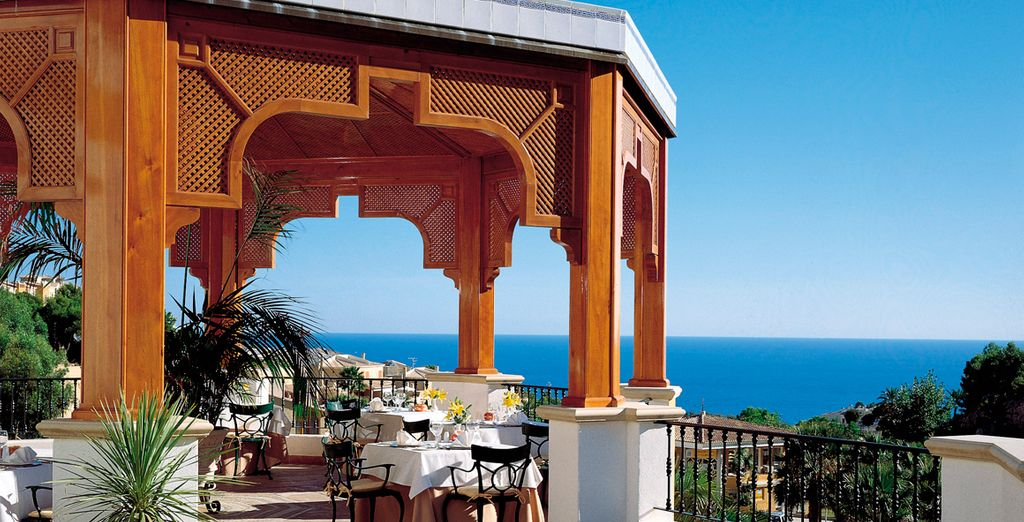 Hotel SH Altea Hills 4*
