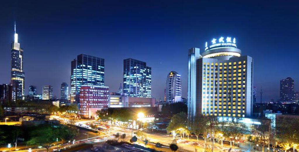 Hotel Xuanwu 5*,Nanjing