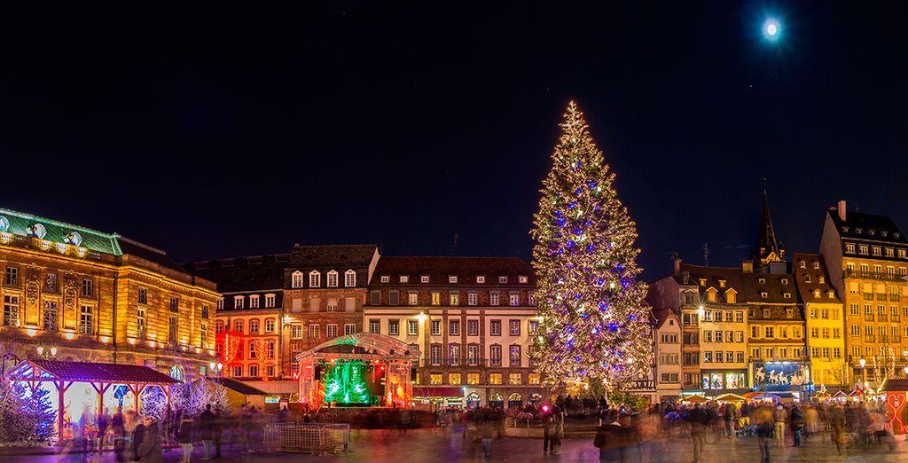 La Navidad ha llegado a Estrasburgo
