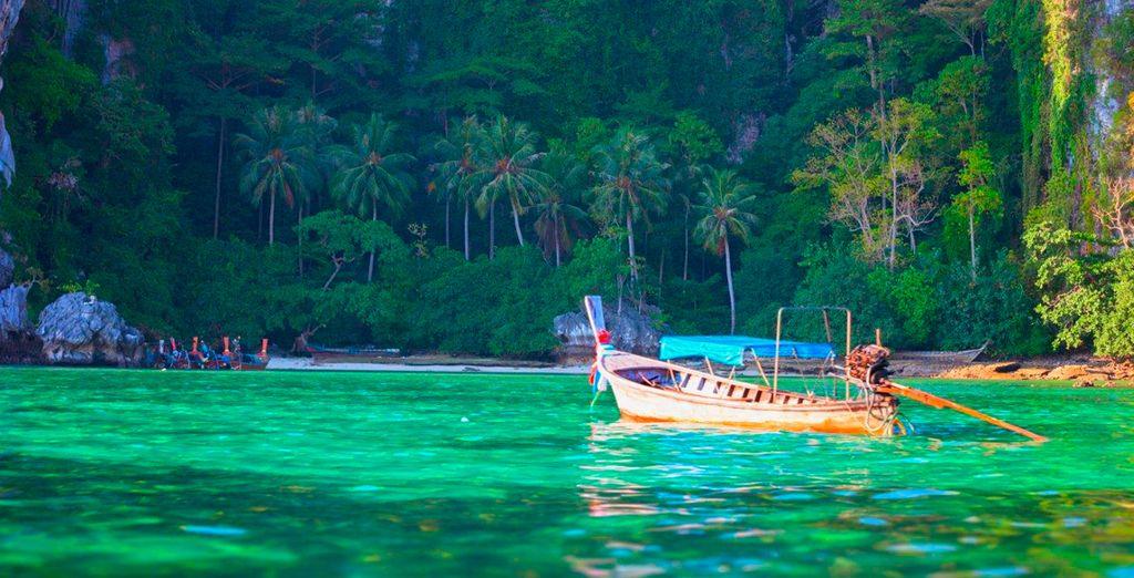 El paraíso tailandés a su alcance