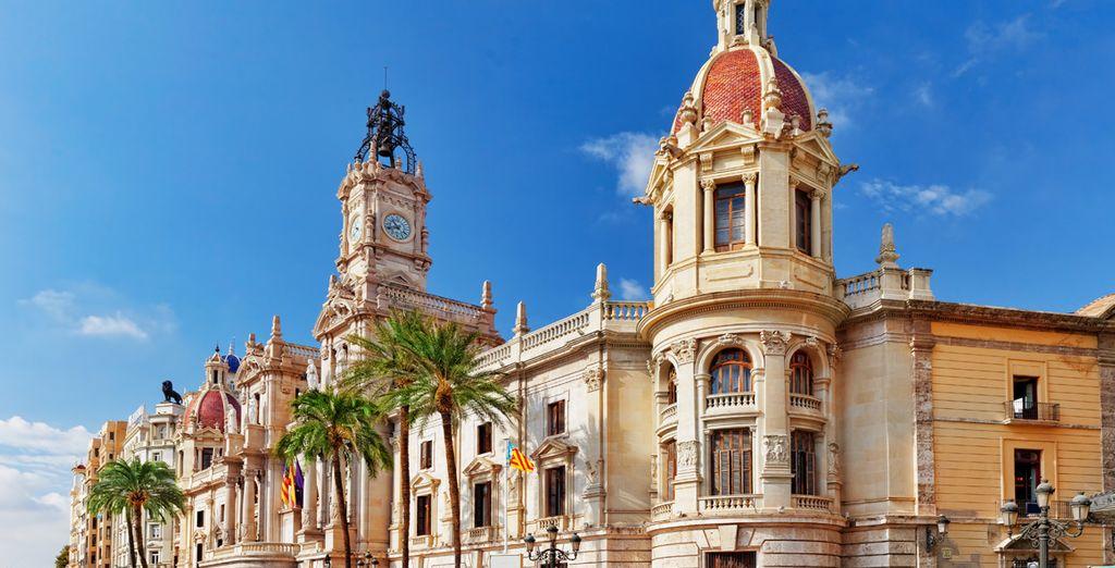 Valencia es una de las ciudades más grandes e importantes de España