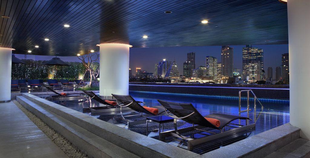 Pullman Bangkok Hotel G será tu hotel en la capital tailandesa