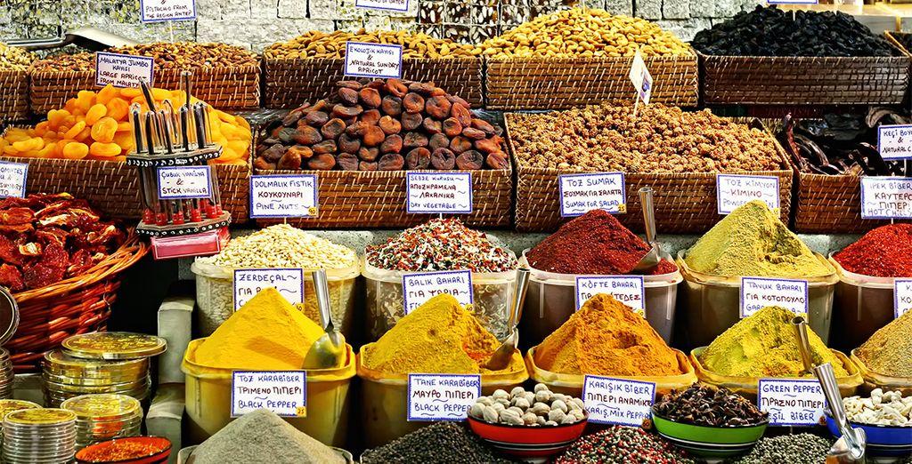 Conozca los tesoros que ofrece Estambul