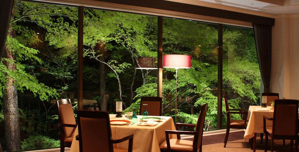 Hotel Kowakien, Hakone