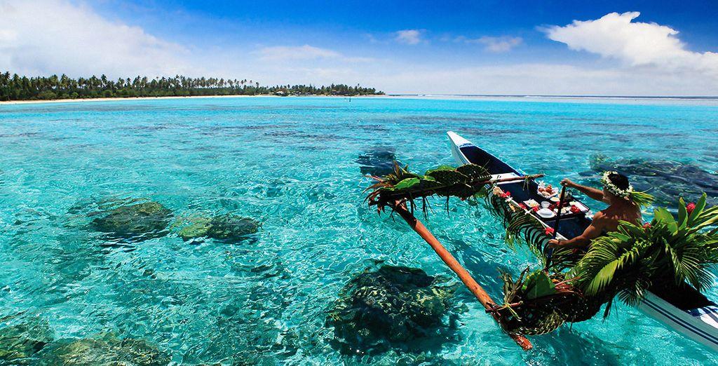 Combinado Manava Beach Resort & Spa Moorea 4* y Manava Suite Resort Tahiti 4*