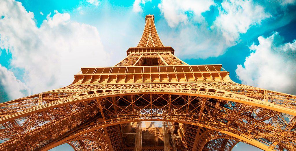 Bienvenido a París